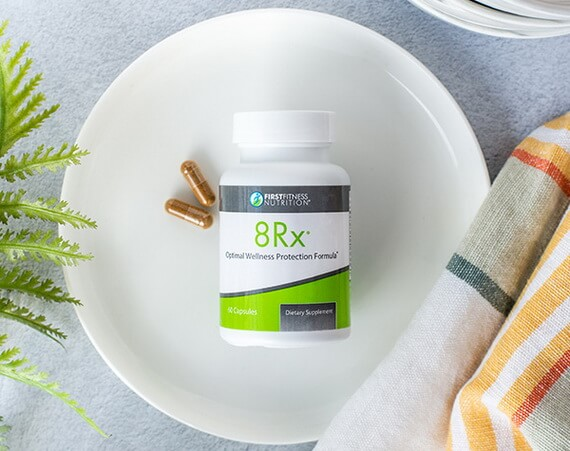 First Fitness Nutrition 8Rx
